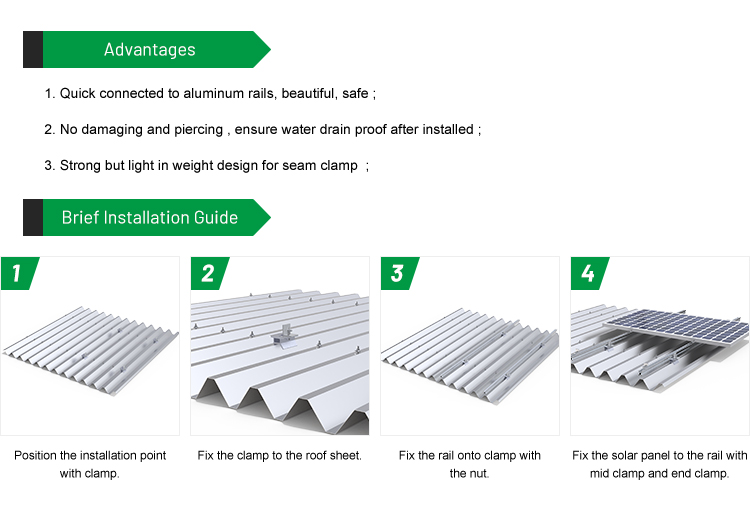 Solar Corrugated Roof