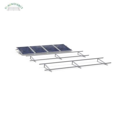 triangle aluminum pv mounting system from china
